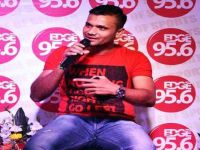 Mashrafe started the journey with sports radio station 'Radio Edge'