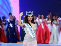 This year Miss World is the Manasi Chillar of India