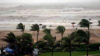 Surrounding the coastal areas, rain will reduce on Sunday