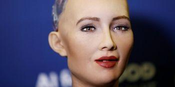 Robot Sofia is coming to Dhaka 'Digital World 2017'