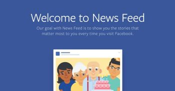 Facebook has stopped posting Publishers or publishers to newsfeed in six countries.