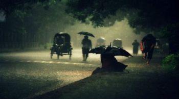 The maximum rain in the era recorded.