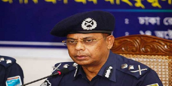 High security for the Pope Francis: IGP AKM Shahidul Haque