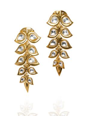 Mango Bunch Earrings