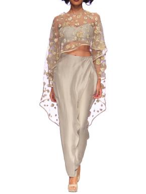 Eve Cape Indian suit