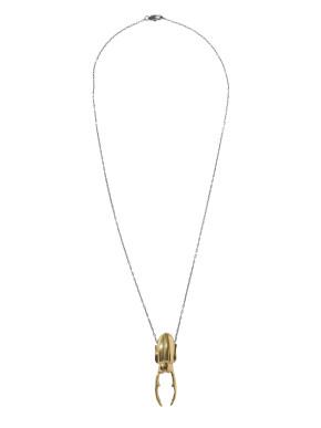 Skarab Necklace