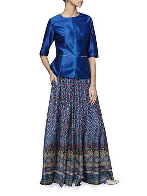 Anita Dongre Nitya Bandi And Sharara Pants