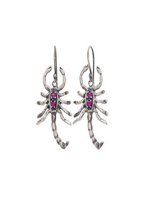 Loupe Scorpio Earrings