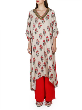 Nikasha Tunic and Sharara Set