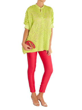 Lime Green tunic