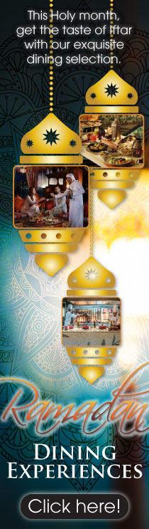 Ramadan Dining Experience