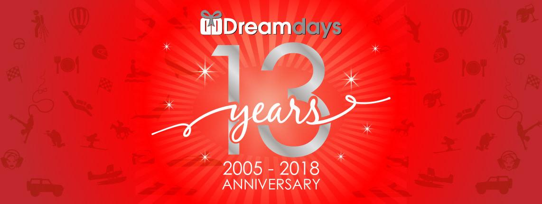Dreamdays Celebrating 13 Years