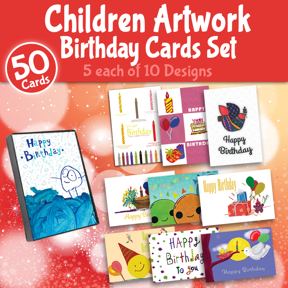Assorted Birthday Greeting CardsGreetway Greeting Cards