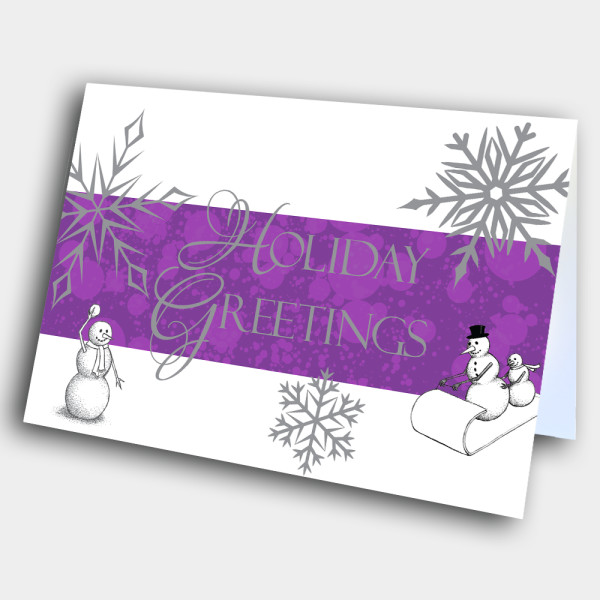 Picture of Colorful Holidays (PURPLE)