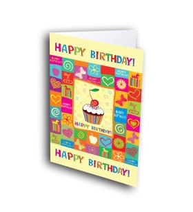 Picture of Cherry Cupcake Birthday