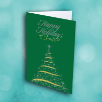 Picture of Bright Green Christmas Tree