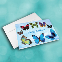 Picture of Butterfly Birthday