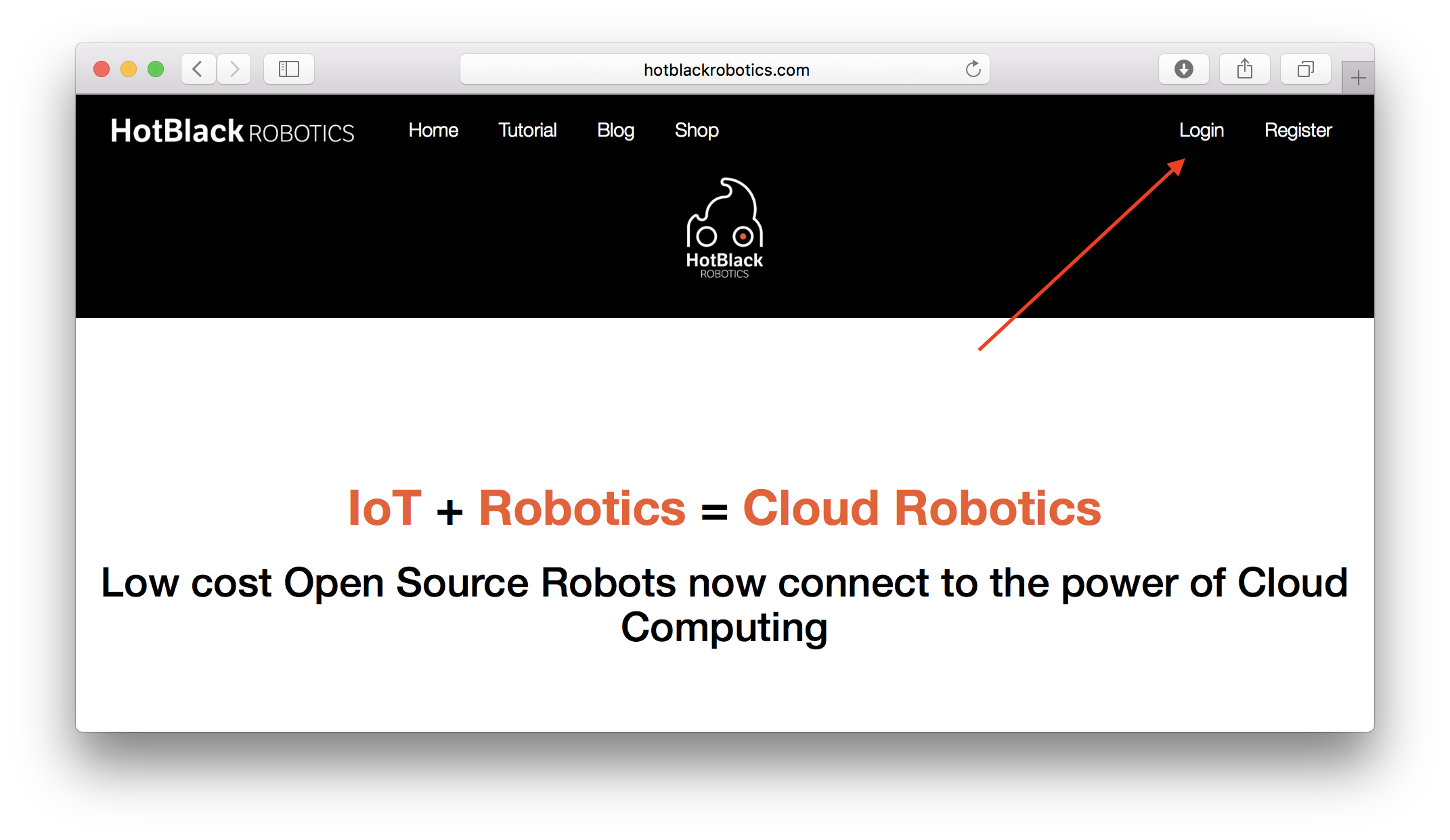 sito hotblack robotics