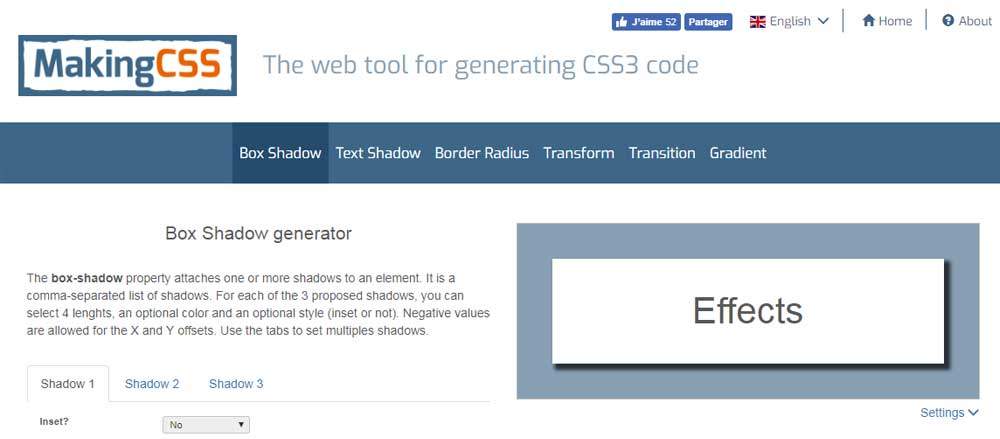 Making CSS