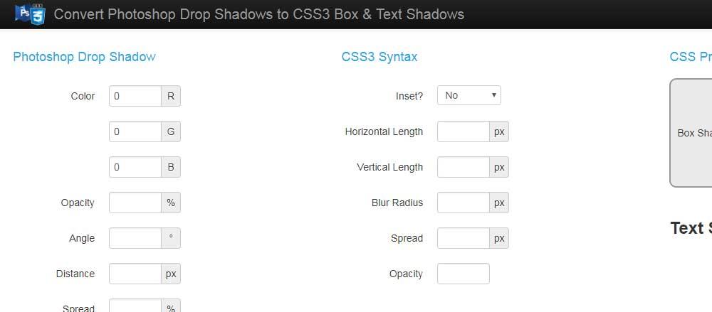 Top CSS