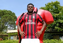 Kessie Milan @ Ac Milan Official Website