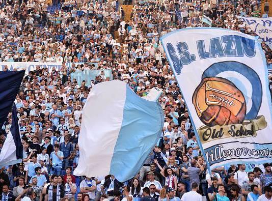 Tifosi Lazio @ Getty Images