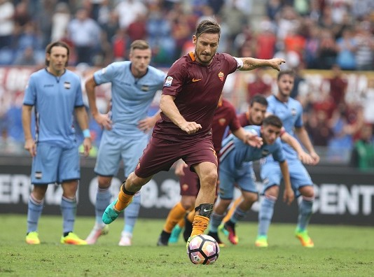 Totti Roma @ Getty Images