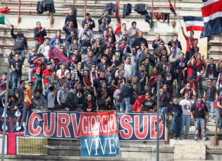 Tifosi Crotone @ Getty Images