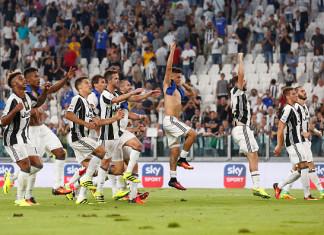 Esultanza Juventus @ Getty Images