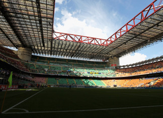Stadio Milan @Getty Images