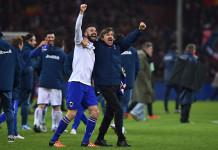 Puggioni esultanza Sampdoria @ Getty Images