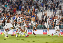 Esultanza Juventus @ Getty Images