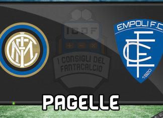 Inter Empoli Pagelle @ ICDF