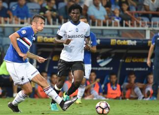 Budimir Sampdoria - Kessie Atalanta @Getty Images