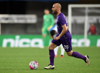 Borja Valero FIorentina @ Getty Images