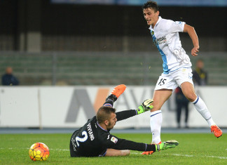 Inglese Chievo Verona - Viviano Sampdoria @ Getty Images