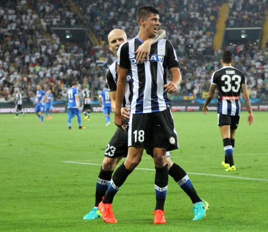 Perica Udinese @ Getty Images
