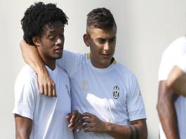Cuadrado Dybala Juventus @ Getty Images