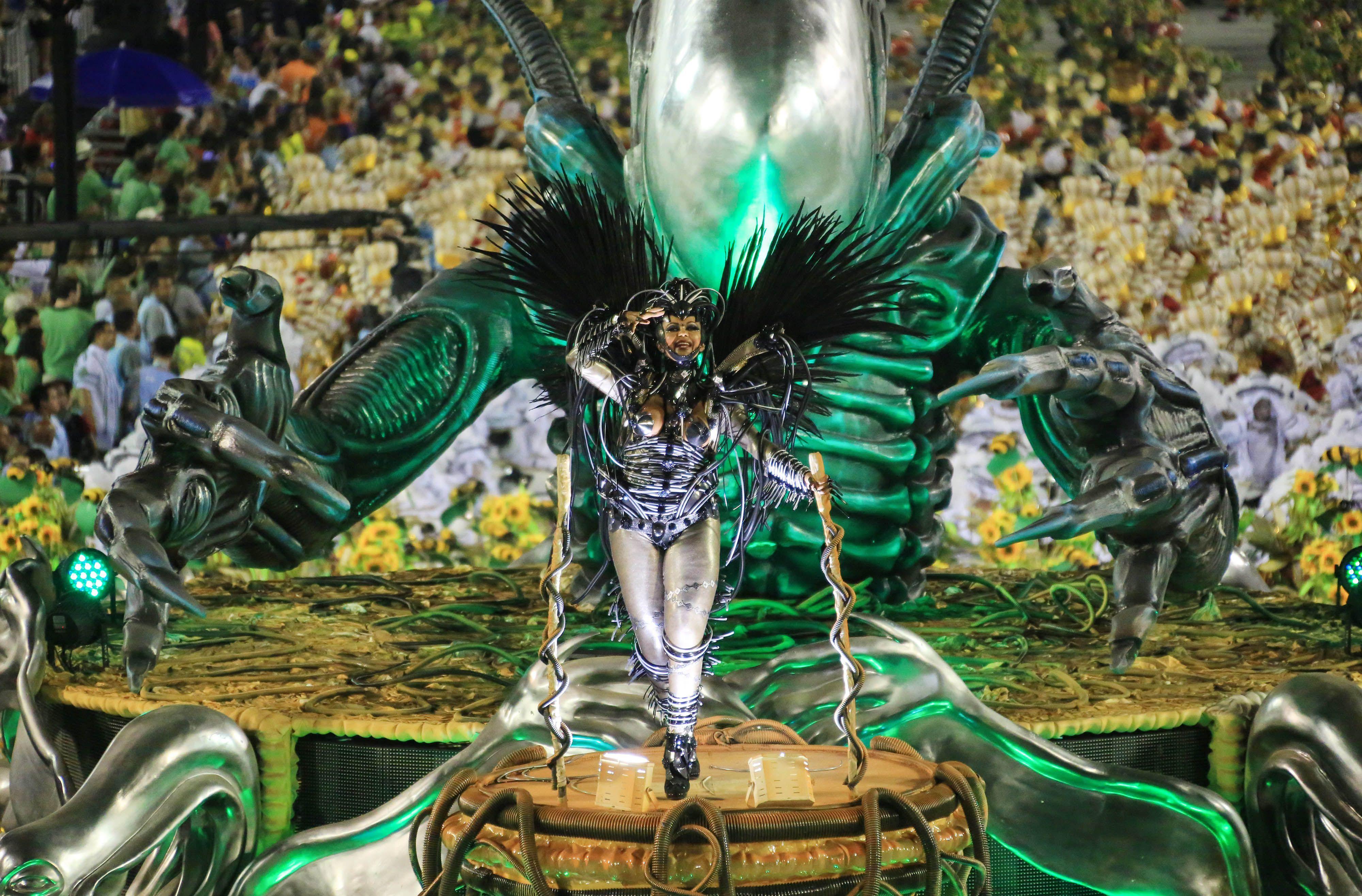 Rio de Janeiro Carnival