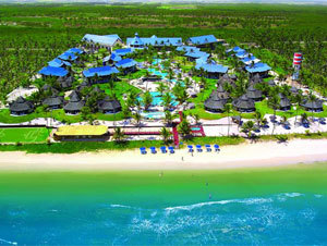 Summerville Beach Resort - Porto de Galinhas - Pernambuco - Brazil