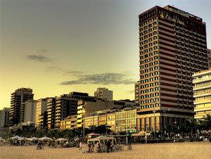 Caesar Park Hotel - Ipanema - Rio de Janeiro - Brazil
