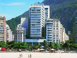 Pestana Rio Atlantica Hotel - Copacabana - Rio de Janeiro - Brazil