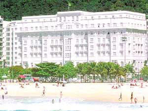 Belmond Copacabana Palace Hotel  - Copacabana -  Rio de Janeiro - Brazil
