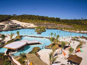 Rio Quente Resorts - Rio Quente - Goias - Brazil