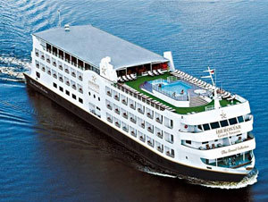 Brazil Cruise Package - Amazon Cruise with Iberostar Grand Amazon (4 Nights)
