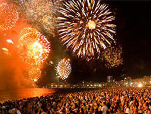 Rio de Janeiro New Year's Eve Vacation Package (4 Nights)