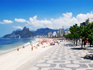 Brazil Vacation Package - Rio de Janeiro, Iguassu Falls and Amazon (8 Nights)