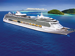 New Year's Brazil Cruise Package with Royal Caribbean – Ilha Grande, Rio de Janeiro, Cabo Frio, Buzios, Ilhabela and Santos (8 Nights)