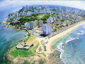 Brazil Vacation Package - Salvador Bahia (5 Nights)