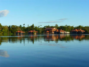 Brazil Vacation Package - Amazon - Anavilhanas and Uacari Jungle Lodges (7 Nights)